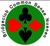 Bridge Club Common Sense Nuenen logo